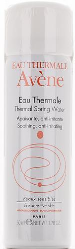 Вода термальная Avene 50 мл (3)