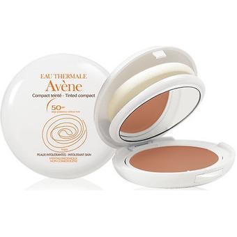 Пудра солнцезащитная Avene Honey (медовая) SPF 50+ 50 мл - Minim