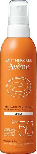 Спрей Avene SPF50+ 200 мл (1)