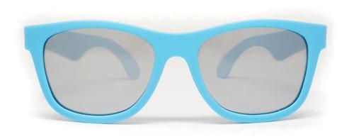 Солнцезащитные очки Babiators Aces Navigators - Electric Blue (Голубой - серебряные линзы) 6+ (10)