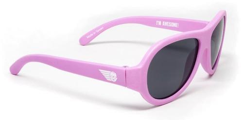 Солнцезащитные очки Babiators Original Aviator Junior - Princess Pink 0-2 лет (7)