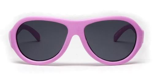 Солнцезащитные очки Babiators Original Aviator Junior - Princess Pink 0-2 лет (8)