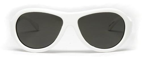 Солнцезащитные очки Babiators Original Aviator Classic - Wicked white 3-5 лет (10)
