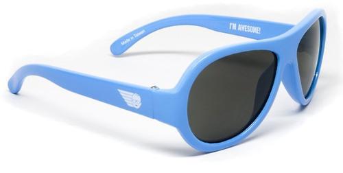 Солнцезащитные очки Babiators Original Aviator Junior - Blue Beach 0-2 лет (8)