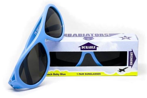Солнцезащитные очки Babiators Original Aviator Junior - Blue Beach 0-2 лет (11)