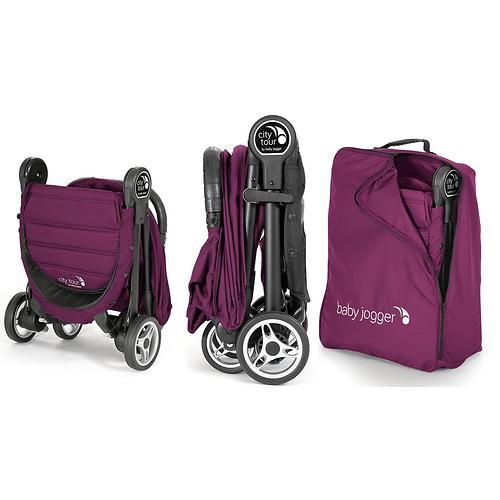 Коляска Baby Jogger City Tour Charcoal (11)