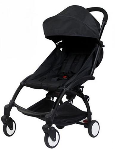Коляска Baby Time Black (5)