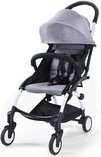 Коляска Baby Time Grey (5)