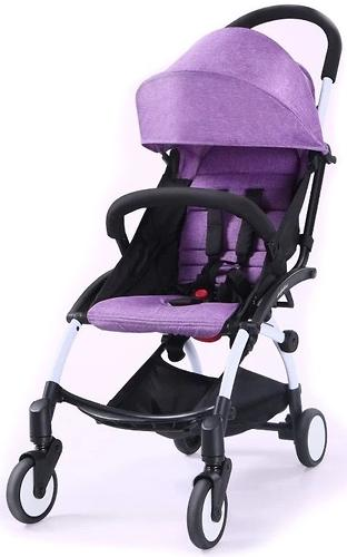 Коляска Baby Time Purple (5)