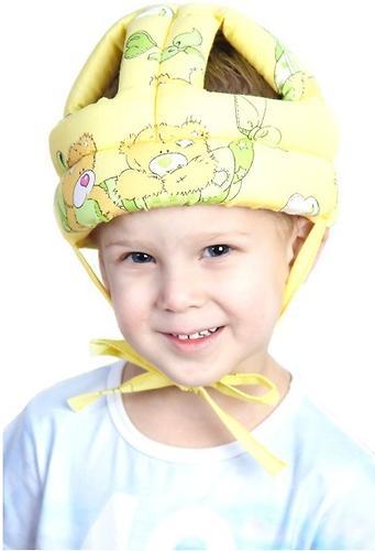 Шапка-шлем Baby Boom противоударный №1 (1)