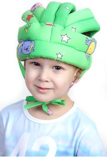 Шапка-шлем Baby Boom противоударный №2 (1)
