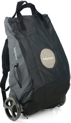 Сумка для коляски BabyHome Travel Bag (7)