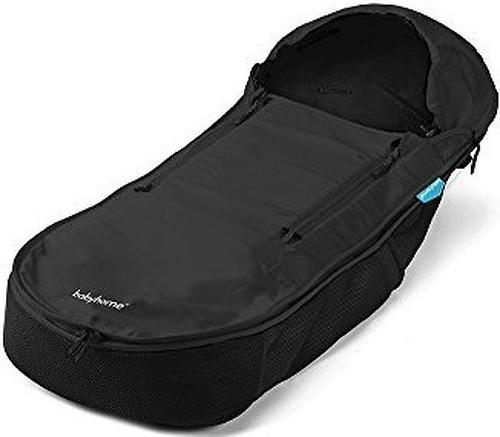 Муфта для ног BabyHome Inside Cloud Black (3)