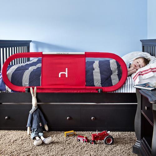 Барьер для кровати Babyhome Side Ice (9)