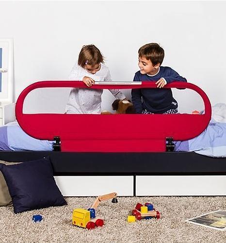 Барьер для кровати Babyhome Side Light Sand (8)