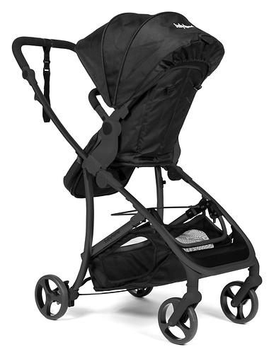 Коляска 2в1 Babyhome Vida Plus Black 2 Black (6)