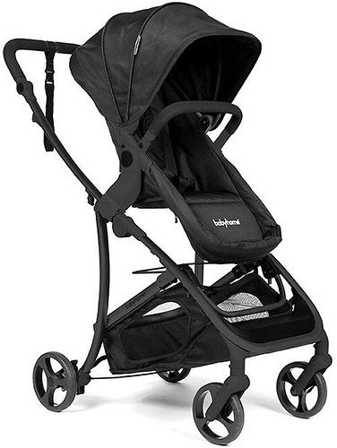 Коляска 2в1 Babyhome Vida Plus Black 2 Black (5)