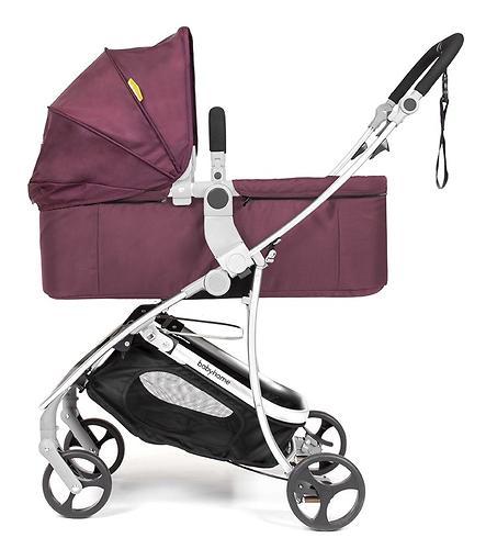 Коляска 2в1 Babyhome Vida Plus Purple (7)