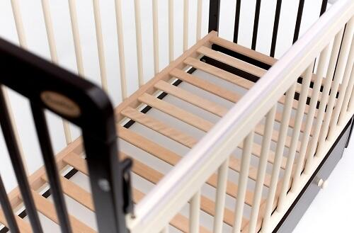 Кровать детская Bambini Евро стиль M 01.10.05 Белый (5)