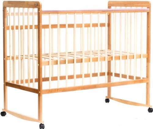 Кровать детская Bambini Евро стиль M 01.10.03 Натуральный (4)