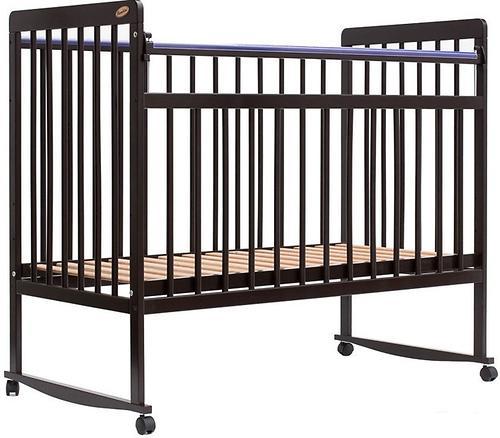 Кровать детская Bambini Евро стиль M 01.10.03 Темный орех (4)