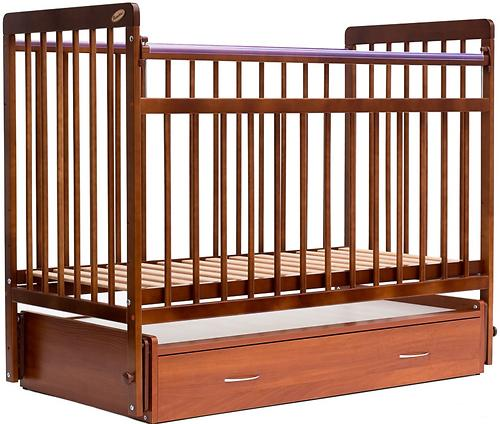 Кровать детская Bambini Евро стиль M 01.10.04 Светлый орех (4)