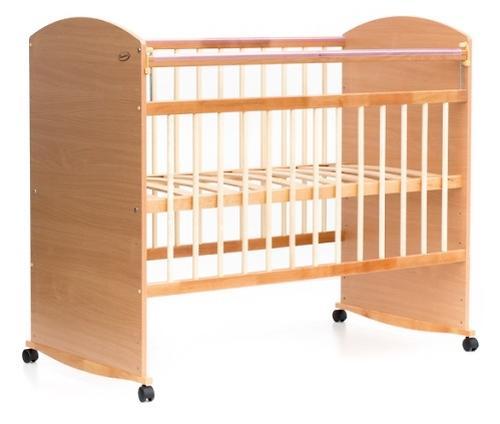 Кровать детская Bambini Элеганс М 01.10.06 Натуральный (1)