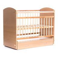 Кровать детская Bambini Элеганс M 01.10.07 Натуральный