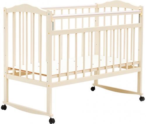 Кровать детская Bambini Классик M 01.10.09 Слоновая кость (1)
