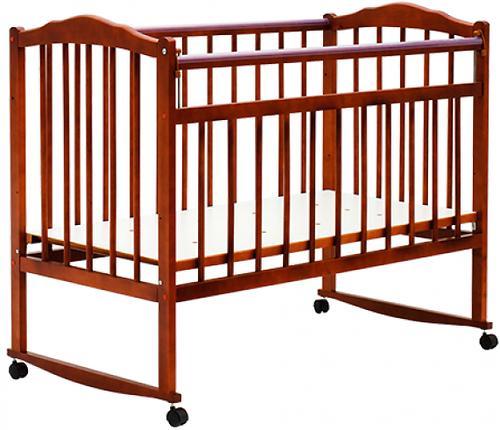 Кровать детская Bambini Классик M 01.10.09 Светлый орех (1)