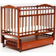 Кровать детская Bambini Классик M 01.10.10 Светлый орех