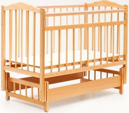 Кровать детская Bambini Классик M 01.10.11 Натуральный (1)