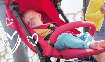Joie Pact популярная коляска. Весна 2018