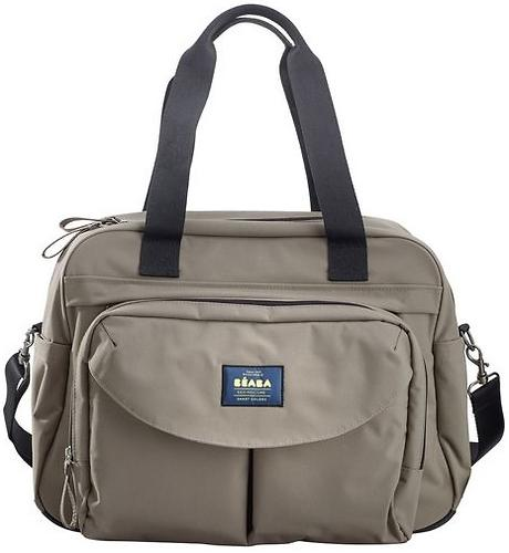 Сумка для мамы Beaba Changing bag Geneva II Taupe (10)