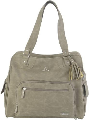 Сумка для мамы Beaba Paris Nursery Bag Taupe (6)