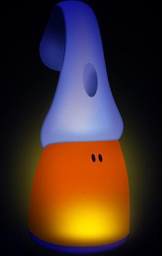 Переносной светильник-ночник (USB) Beaba Pixie Nightlight Torch Mineral (6)