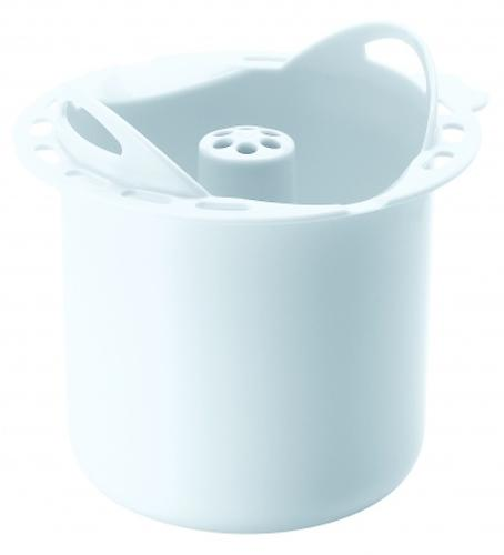Контейнер для варки круп Beaba Pasta/Rice Cook BBK/BBK+ White (1)