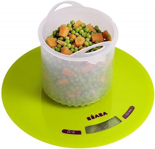 Весы кухонные Beaba Blue Kitchen Scale (6)