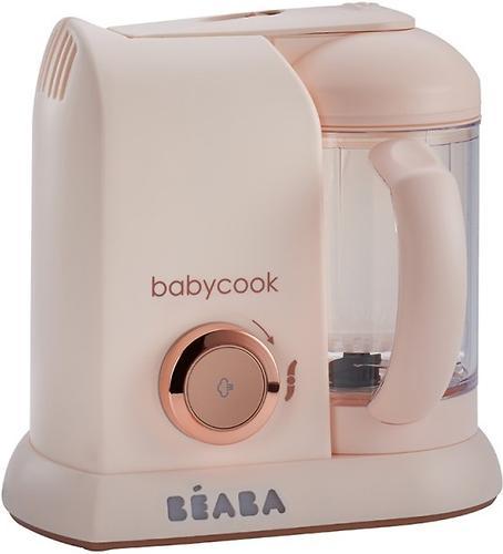 Блендер-пароварка Beaba Babycook Limited Edition Pink (7)