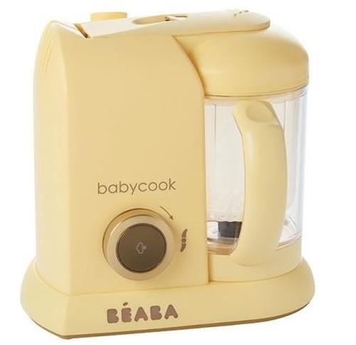 Блендер-пароварка Beaba Babycook Macaron Vanilla Cream (10)