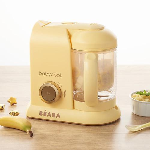 Блендер-пароварка Beaba Babycook Macaron Vanilla Cream (15)