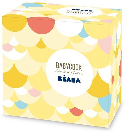 Блендер-пароварка Beaba Babycook Macaron Vanilla Cream (16)