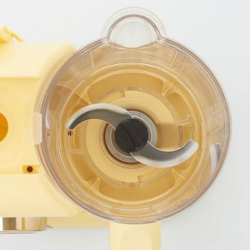 Блендер-пароварка Beaba Babycook Macaron Vanilla Cream (12)