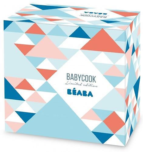 Блендер-пароварка Beaba Babycook Limited Edition Macaron Aquamarine (9)