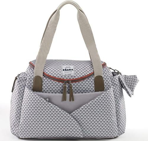 Сумка для мамы Beaba Changing Bag Sydney Grey (1)