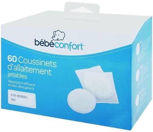 Прокладки Bebe Confort одноразовые для груди 60 шт (3)