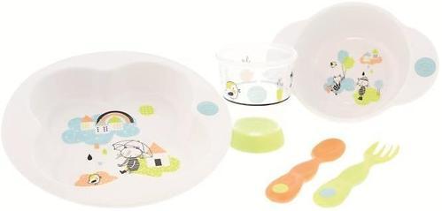 Набор десткой посуды Bebe Confort Белый (1)