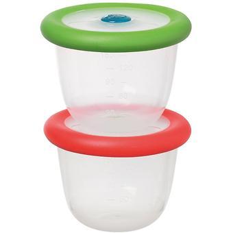 Контейнер для хранения пищи Bebe Confort 150мл 2шт - Minim