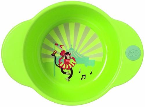 Глубокая тарелка Bebe Confort зеленая 18-36m+ (3)