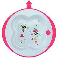 Тарелка Bebe Confort пластиковая с подогревом